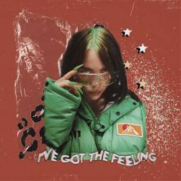 freetoedit billieeilish artsy collage sparkle collagefreetoedit