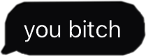 messages imessage black bitch freetoedit