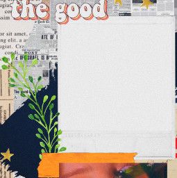 freetoedit newspaper billieeilish polaroid aesthetic