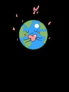 freetoedit earthday motherearthday earth cute