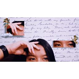 freetoedit longnails lenses blackhairedgirl missingsomeone