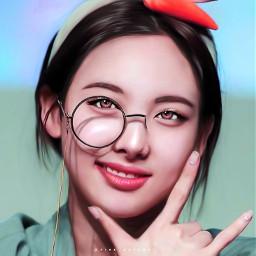 nayeon twice twicenayeon imnayeon kpop freetoedit