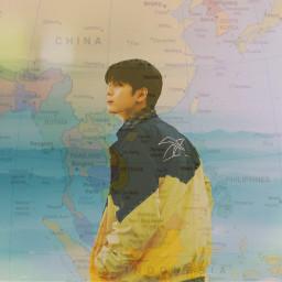 freetoedit ongseongwoo wannaone wannaoneseongwoo kpop rcearthday earthday