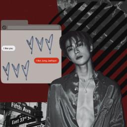 jaehyun nct127 kpop kpopedit red freetoedit