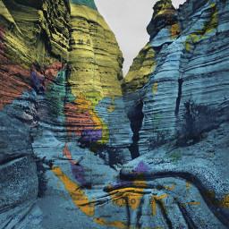 freetoedit world earth worldinmyeyes canyon rcearthday earthday