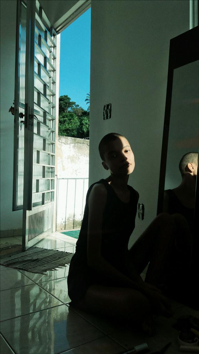 📷: @alienimagine > #35mm #portrait #grunge #indie #tumblr #tomboy #retro