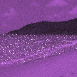 y2k beach purple grunge aesthetic freetoedit