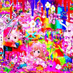 webcore kidcore animecore glitchcore neoncore freetoedit