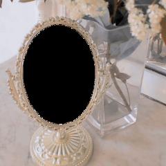freetoedit mirror renaissance makeup looking