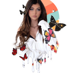 freetoedit musically tiktok lorengray butterfly