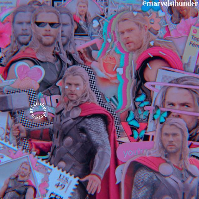 𝐇𝐢𝐢𝐢𝐢𝐢𝐢𝐢  1st edit here ✌️ Hope y'all r doin gr8 :3   Inspo: @st-011 Hashtags: #thor #thorragnarok #asgard #marvel #avengers #thorgodofthunder #movie #MCU #polarr #chrishemsworth #chris