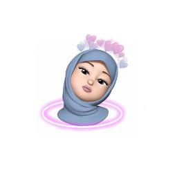 freetoedit emoji hijab hijabgirl