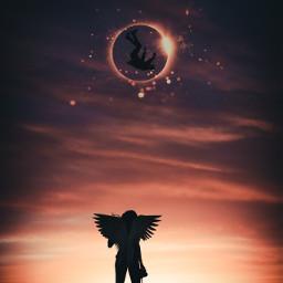 freetoedit angel girl dream dreamy