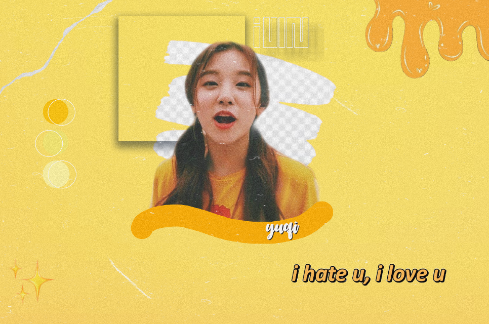 *+:。.。 Yuqi 🍯 。.。:+*  *+:。.。 Idol:Song Yu Qi 。.。:+* *+:。.。 (G)I-DLE 。.。:+* *+:。.。 🌻Color:Yellow 💛 。.。:+*  (I was trying to publish this 3 days ago, but it wouldn't let me, until today I was able to  it UnU)  #yuqiedit #yuqisong #yuqi_g-idle #yuqiidle