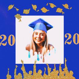 graduation 2020 senior collage graduationday freetoedit