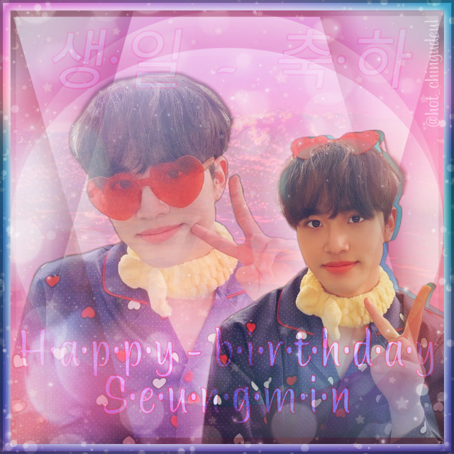 •°🌸。•   Happy (late) Bibibic dayy!!~~ 💕🌼 Sorry for being this late I made this on his birthday but picsart broke and I couldn't post it TT ° ° #mcnd #mcndbic #bic #namseungmin #gem #mcndkpop #kpop #kpopbirthday #birthdayedit #kpopedit #kpopfanedit #fanedit #faneditkpop #mcndedit #biceedit