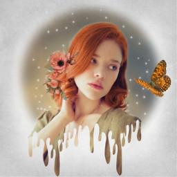 portrait drippyart myartwork madewithpicsart picsartedits freetoedit