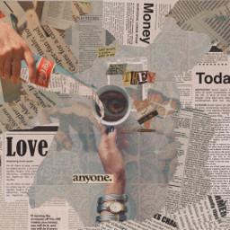 newspaper compition coffee object eye freetoedit irccupofjoe cupofjoe