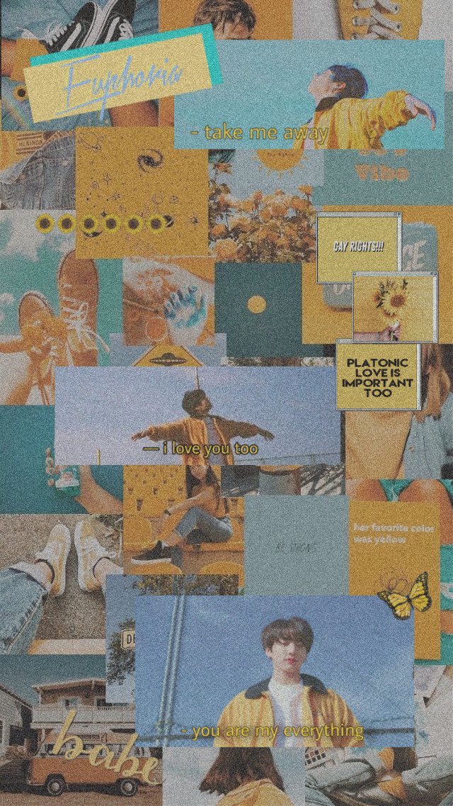#freetoedit #jeonjungkook #jungkook #euphoria #wallpaper #yellowaesthetic #yellowsticker #bts #armybts 💜💛