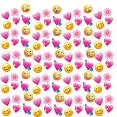 freetoedit emoji emojis heart heartemoji