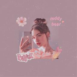 freetoedit pink aesthetic prettygirl tumblrgirls