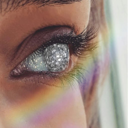 aesthetic glitter stars rainbow freetoedit srcglitterbrushstroke glitterbrushstroke
