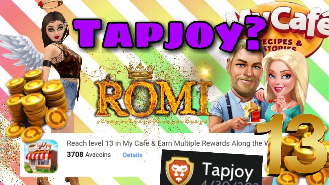#freetoedit #avakinlife #mycafe #13 #tapjoy #romibv