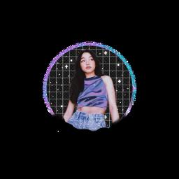 freetoedit drippyart circleframe girl
