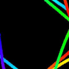 freetoedit rainbow rainbowaesthetic sticker arcobaleno