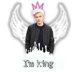 freetoedit king im image driping