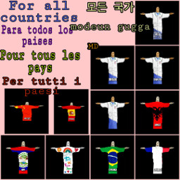 freetoedit arte criar cristoredentor brasil