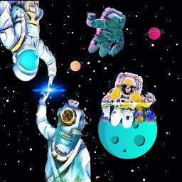 freetoedit astronaut eccutecosmos cutecosmos