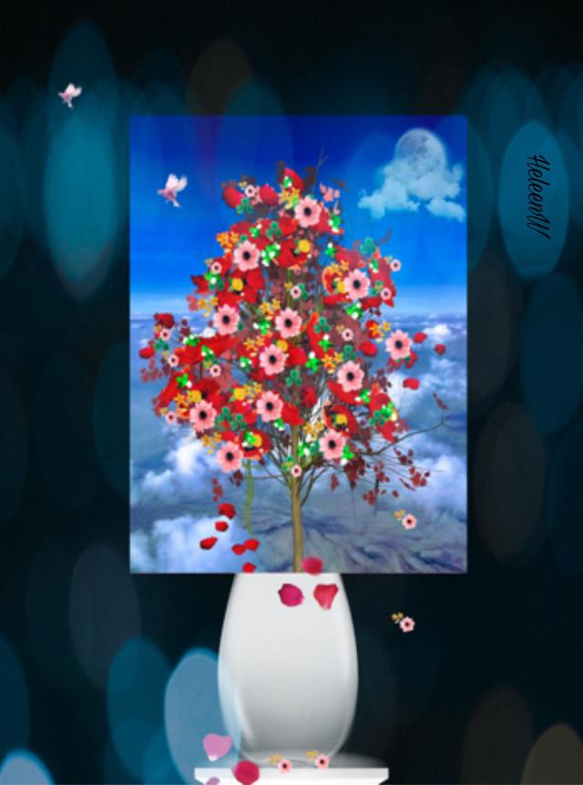 #fantasy #imagination #myart #myedit #madewithpicsart #surreal #interesting #flower #nature #becreative #digitalart #freetoedit
