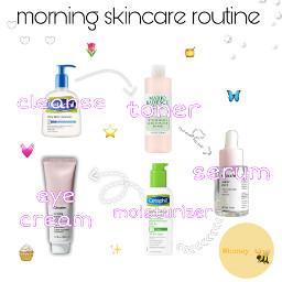 aesthetic honeytips no skincare routine freetoedit