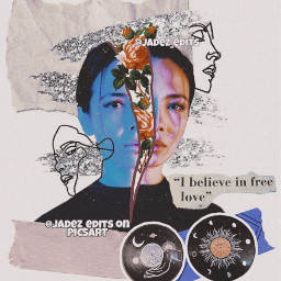 freetoedit collage collageart artisticcollage aesthetic scrap scrapbook srcglitterbrushstroke