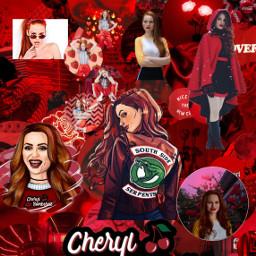 freetoedit editforme cherylblossom cherryblossom riverdale