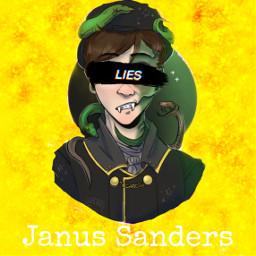 sanderssides janussanders janus freetoedit