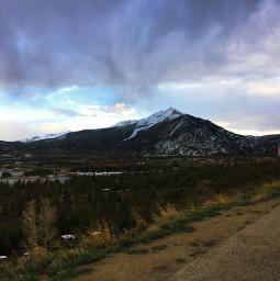 mountain mountains mountainscape landscape colorado freetoedit