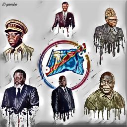 kinshasa congo african presidents