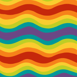freetoedit vsco aesthetic background rainbow colourful outlines remixit