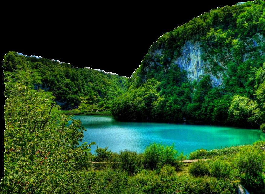 #freetoedit #lake #paradise #green #forest #landscape #naturesbeauty #nature
