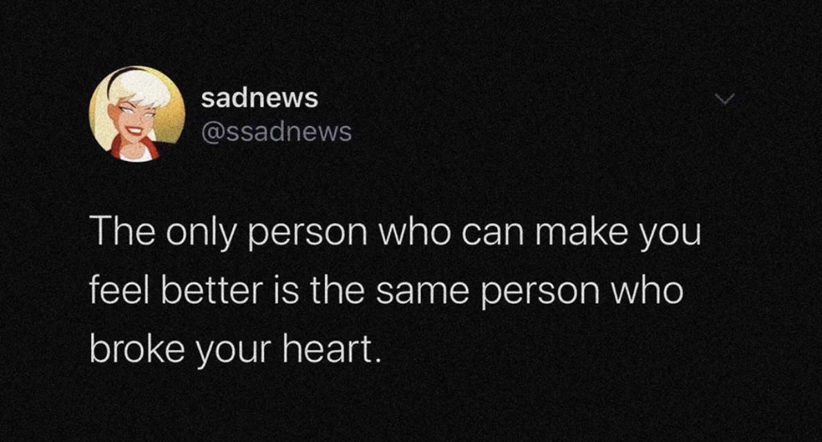 Yeah  #freetoedit #true #sad #only #sadnews #instagram #tweet #brokenheart