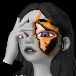 freetoedit burn fire burningeffect