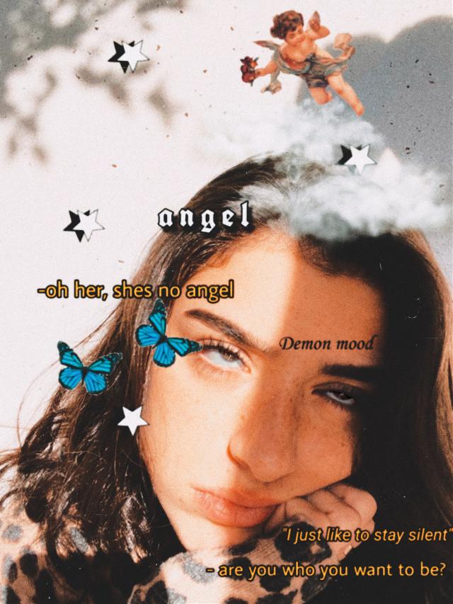 #freetoedit #dixie #butterflies #aesthetic  • • • • • • • ✨🦋⚡️💞🌷🥺🌟🌼🌔