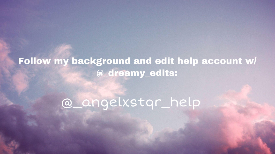 @lqvely-backup is tpying.....  @_angelxstqr_help   Bye!