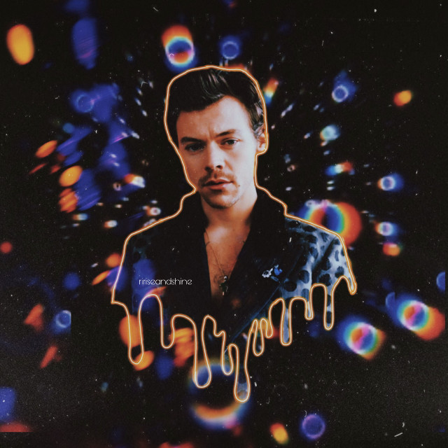 Harry Styles🖤 #freetoedit #artistic #dripart #drip #dripeffect #dripping #drippingeffect #creative #aesthetic #holographic #black #picsarteffects #picsartedit #createfromhome #stayinspired #harrystyles #onedirection