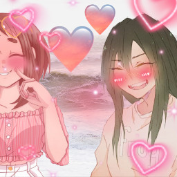 uraraka tsu cutecouple freetoedit