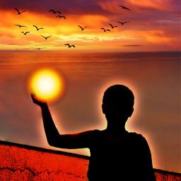 freetoedit photoediting sunriseeffect sunrise darkeffect