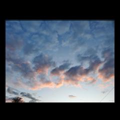 небо облака фон фоннебо easthetic freetoedit