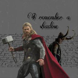 marvel loki thor avengers odinson freetoedit